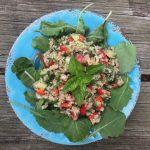 Quinoa Taboulee Recipe