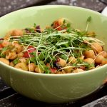 Bean Salad with Basil