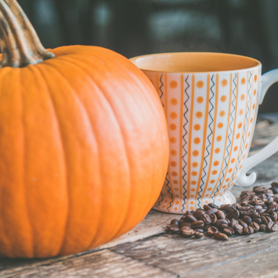 Pumpkin Spice for diffuser and latte